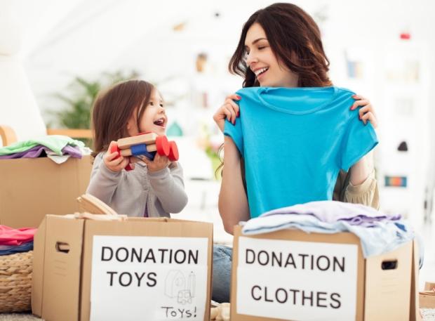 Kid-Donating